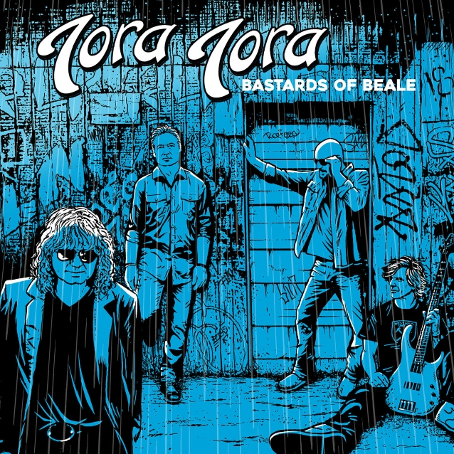 Listen To New TORA TORA Song 'Silence The Sirens'