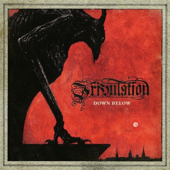 TRIBULATION Releases Video For 'The Lament', Unveils 'Down Below' Album Artwork