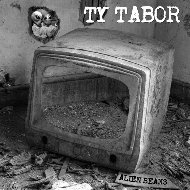 KING'S X Guitarist TY TABOR To release 'Alien Beans' Album In January