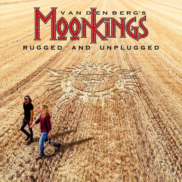 VANDENBERG'S MOONKINGS To Release Acoustic Album 'Rugged And Unplugged'