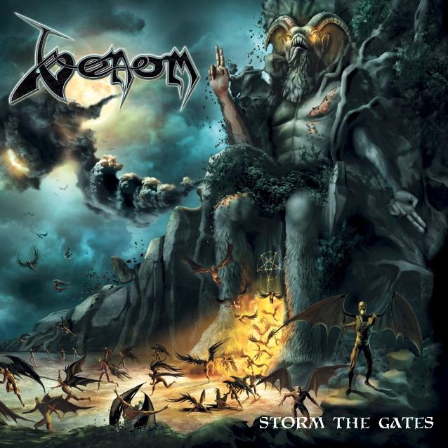 Venom To Release 'storm The Gates' Album In December