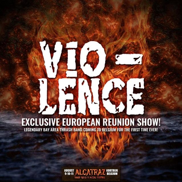 ALCATRAZ Festival - Kortrijk Belgium - 9-10-11 /08/2019  - Page 2 Violencereunionalcatraz2019