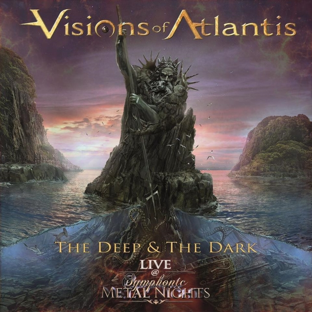 VISIONS OF ATLANTIS: Lyric Video For Live Version Of Words Of War'