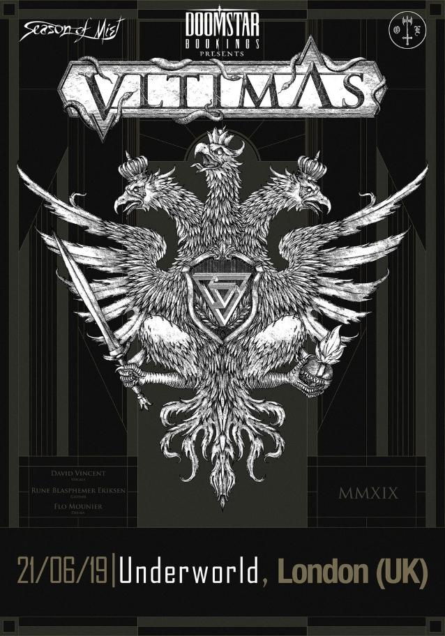Video: Former Morbid Angel Frontman David Vincent Covers Black