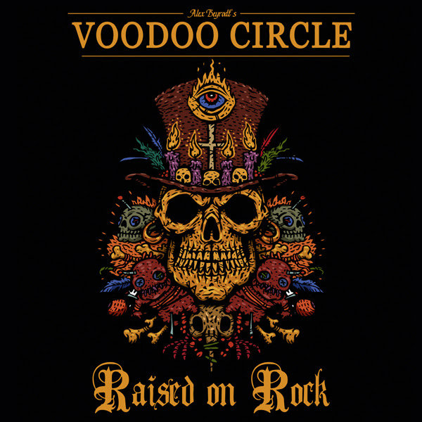 VOODOO CIRCLE Feat. PRIMAL FEAR Members: New Song 'Running Away From Love'