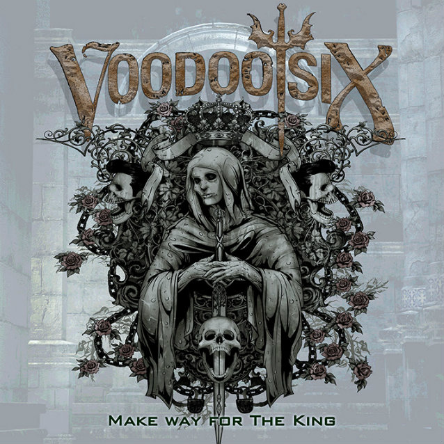 VOODOO SIX To Release 'Make Way For The King' Album In September