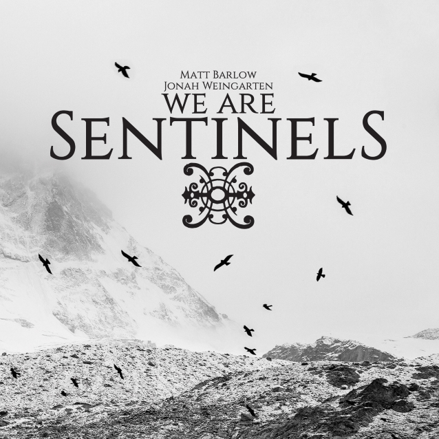 WE ARE SENTINELS Feat. Former ICED EARTH Singer MATT BARLOW: 'My Only Sin' Lyric Video