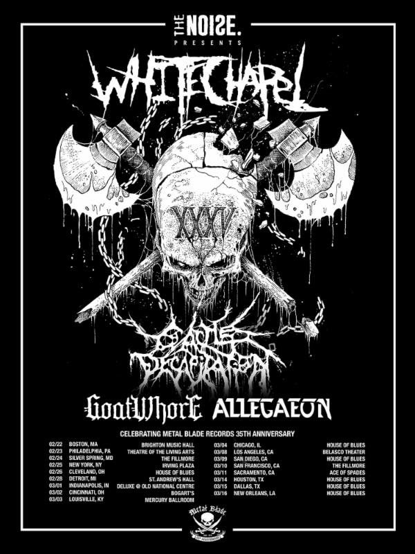 whitechapel25thanniv2017tour