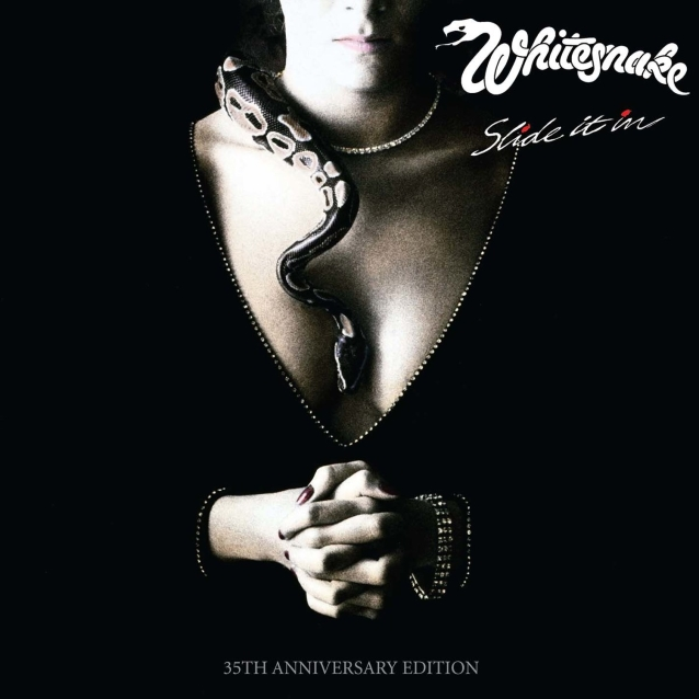 WHITESNAKE - Flesh & Blood (début 2019) Whitesnakeslide35thanniv
