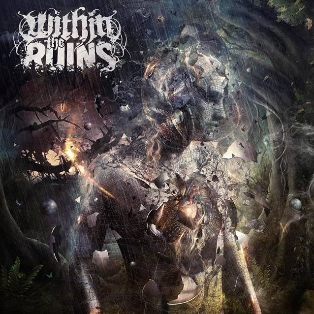 WITHIN THE RUINS Surprise-Releases Two Songs Featuring New Singer STEVE TINNON