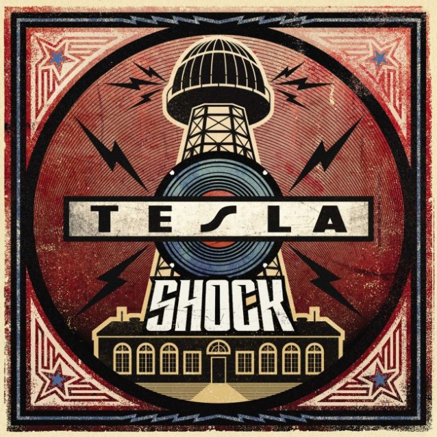 TESLA To Release 'Shock' Album In March; Cover Artwork, Track Listing Revealed
